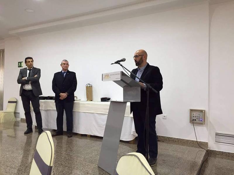 presentacion gala regional de caza - Gala Regional de Caza celebrada en Alcazar de San Juan