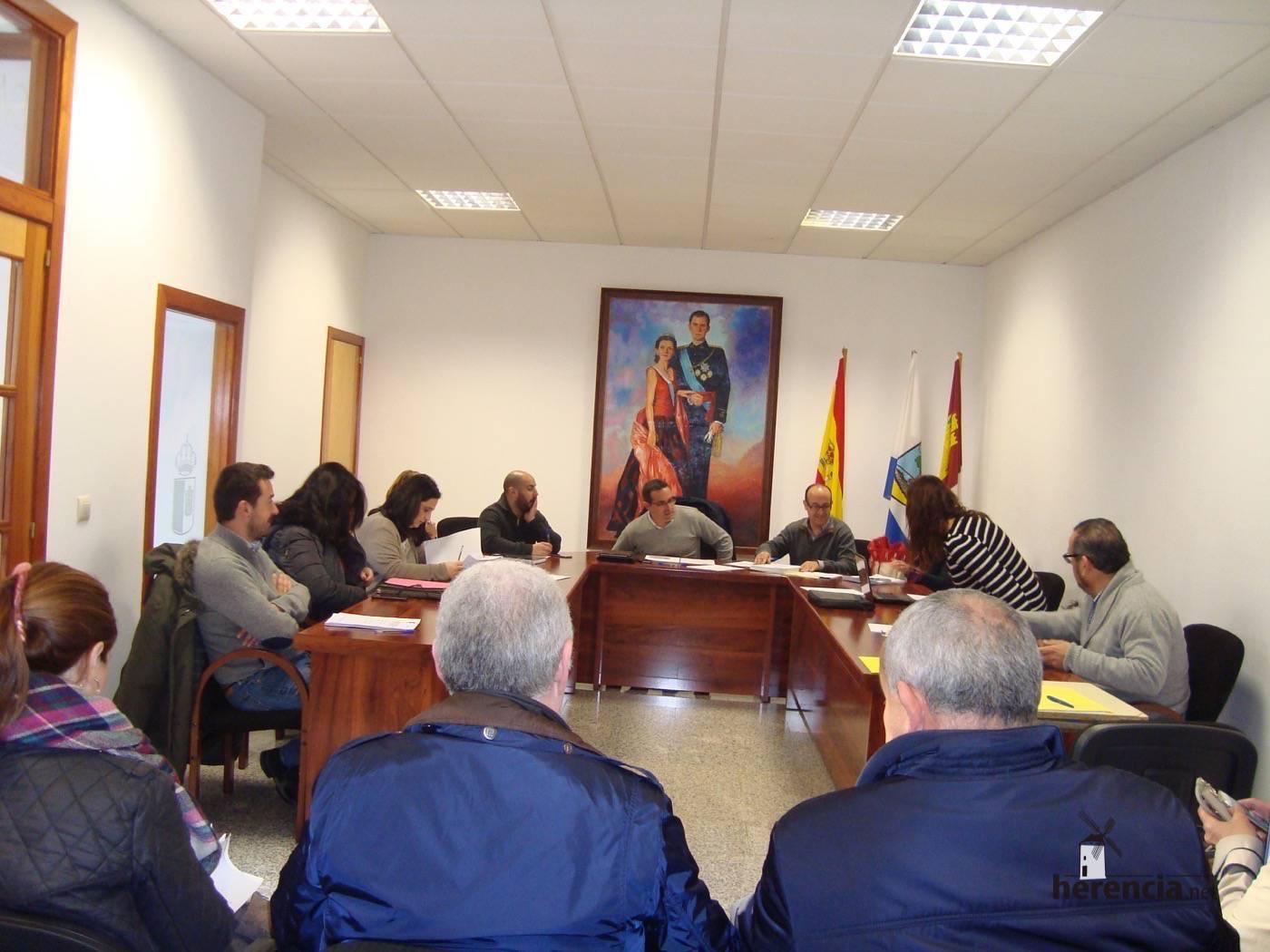 reunion promancha 2 - Promancha celebra asamblea general para aprobar la Estrategia de desarrollo comarcal del programa 2014-2020