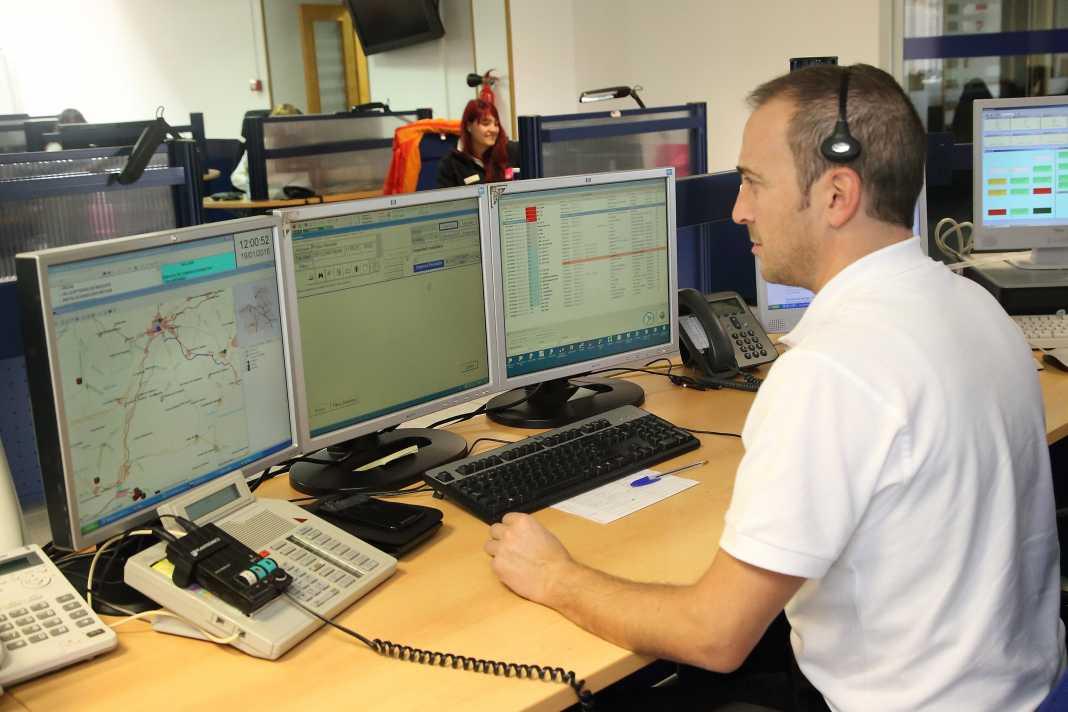 El Servicio de Emergencias y Urgencias 112 coordinó planes especiales del pasado año 1