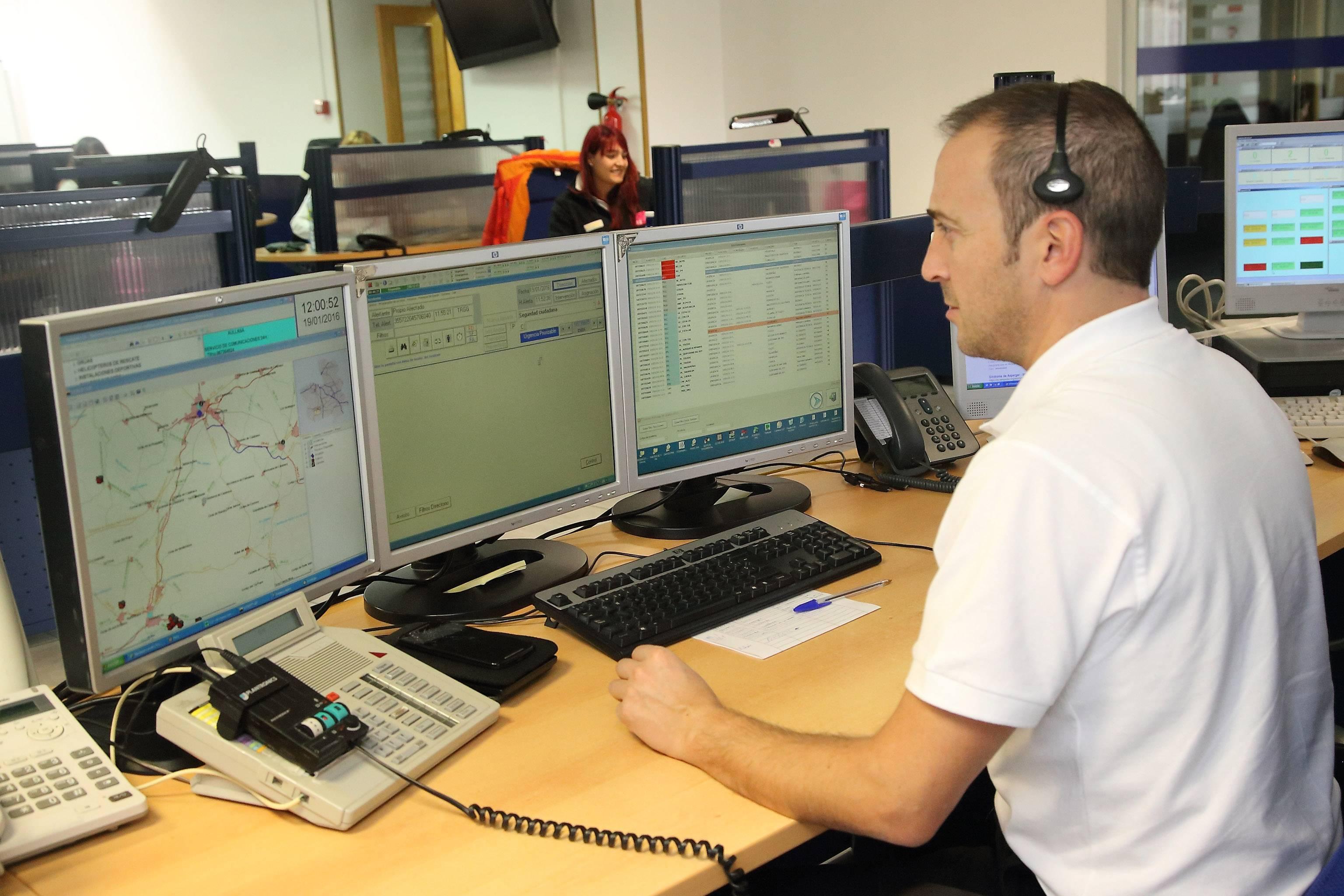 servicios de emergencias 112 castilla la mancha - El Servicio de Emergencias y Urgencias 112 coordinó planes especiales del pasado año