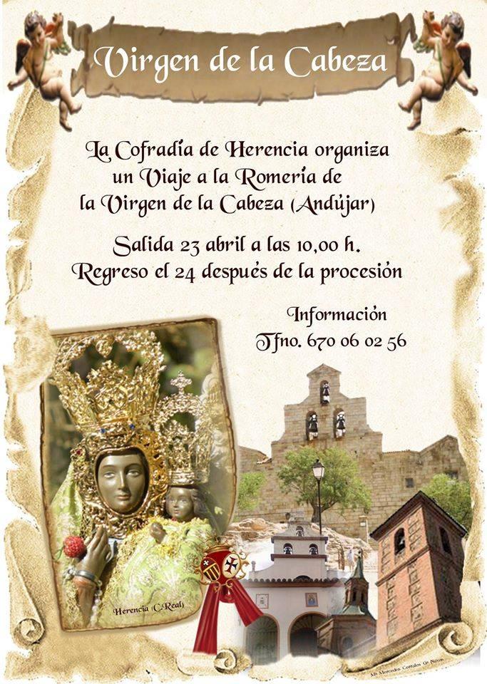 viaje a la romeria de la virgen de la cabeza de andujar - Viaje a la Romería de la Virgen de la Cabeza de Andújar