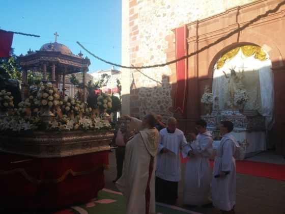 065Corpus Christi Herencia 2016 560x420 - Galería de imágenes del Corpus Christi en Herencia