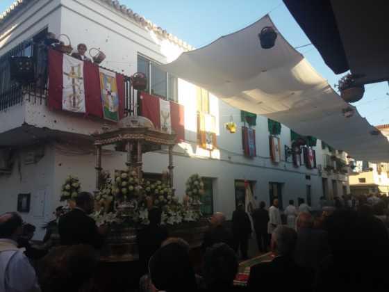 072Corpus Christi Herencia 2016 560x420 - Galería de imágenes del Corpus Christi en Herencia