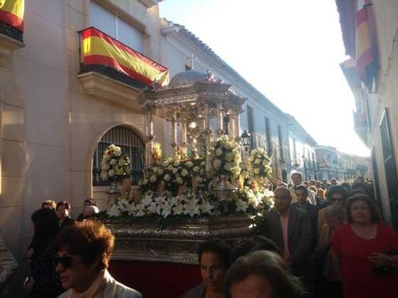 120Corpus Christi Herencia 2016 560x420 - Galería de imágenes del Corpus Christi en Herencia