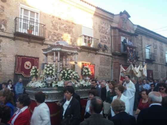 155Corpus Christi Herencia 2016 560x420 - Galería de imágenes del Corpus Christi en Herencia