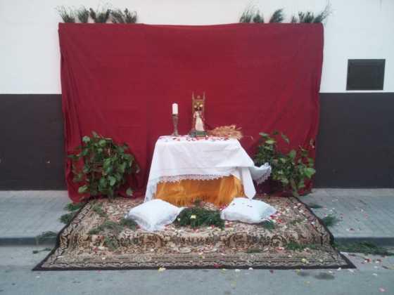 157Corpus Christi Herencia 2016 560x420 - Galería de imágenes del Corpus Christi en Herencia