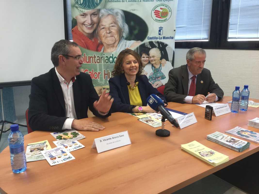 """Jornadas formativas impartidas por UDP CLM promueven el """"buen trato"""" hacía la personas mayores 1"""
