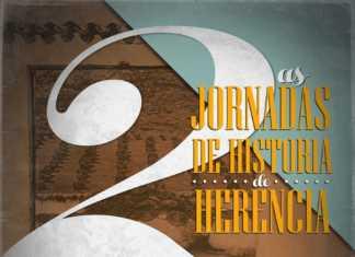 Cartel de las II Jornadas de Historia de Herencia