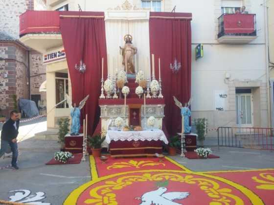 Corpus Christi Herencia 2016056 560x420 - Galería de imágenes del Corpus Christi en Herencia