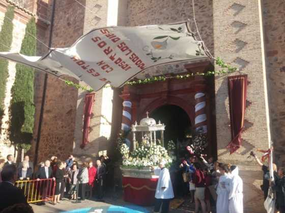 Corpus Christi Herencia 2016064 560x420 - Galería de imágenes del Corpus Christi en Herencia
