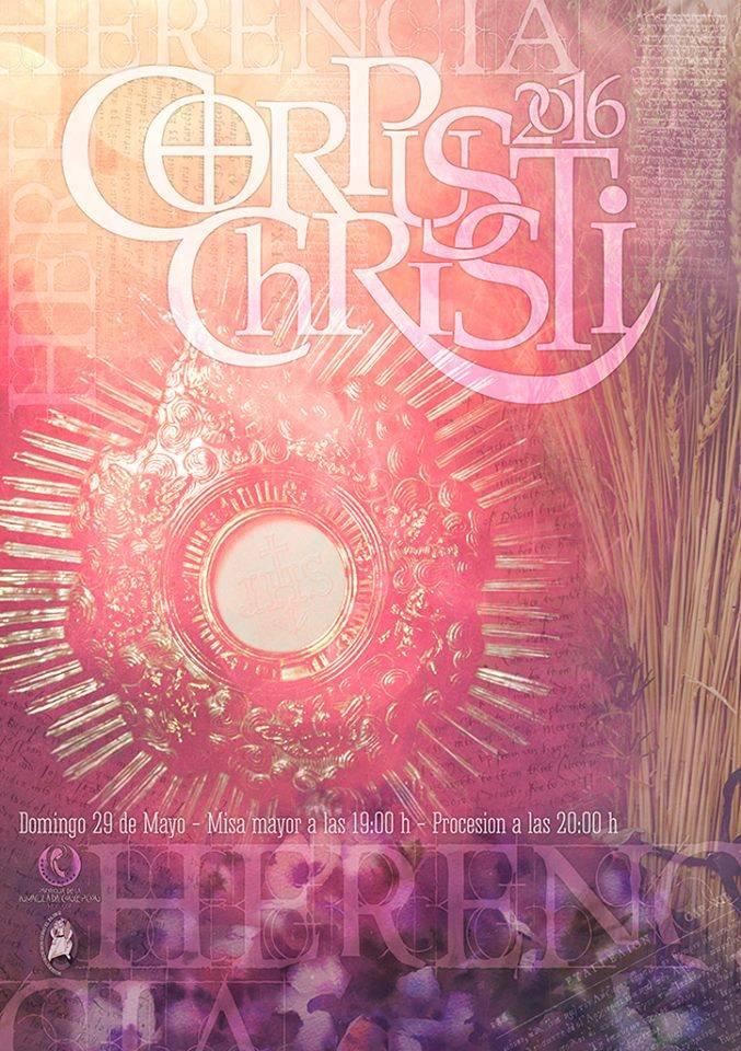 Corpus Christi en Herencia