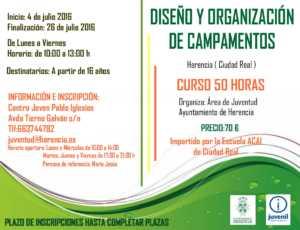 Dise%C3%B1o y Organizaci%C3%B3n de Campamentos 300x230 - Curso de Diseño y Organización de Campamentos