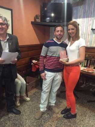Entrega de premios V ruta de vino y las tapas de Herencia2 315x420 - Entregados los premios de la V Ruta del Vino y las Tapas de Herencia
