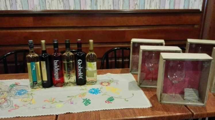 Entregados los premios de la V Ruta del Vino y las Tapas de Herencia 4