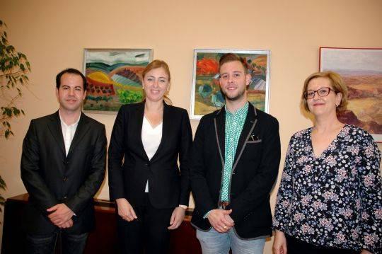 La UCLM firman un convenio de cooperación educativa con el Ayuntamiento de Herencia 1