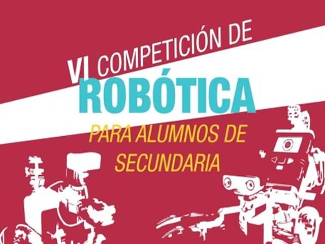IV campeonato de rob%C3%B3tica de ciudad real - El Hermógenes campeón en el VI Campeonato de Robótica de la UCLM
