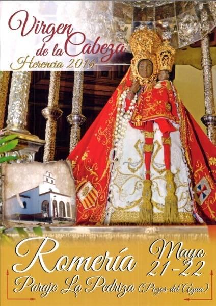 Romeria de la Virgen de la Cabeza Herencia 2016