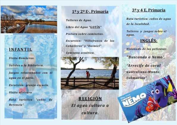 Semana cultural CEIP Carrasco Alcalde de Herencia