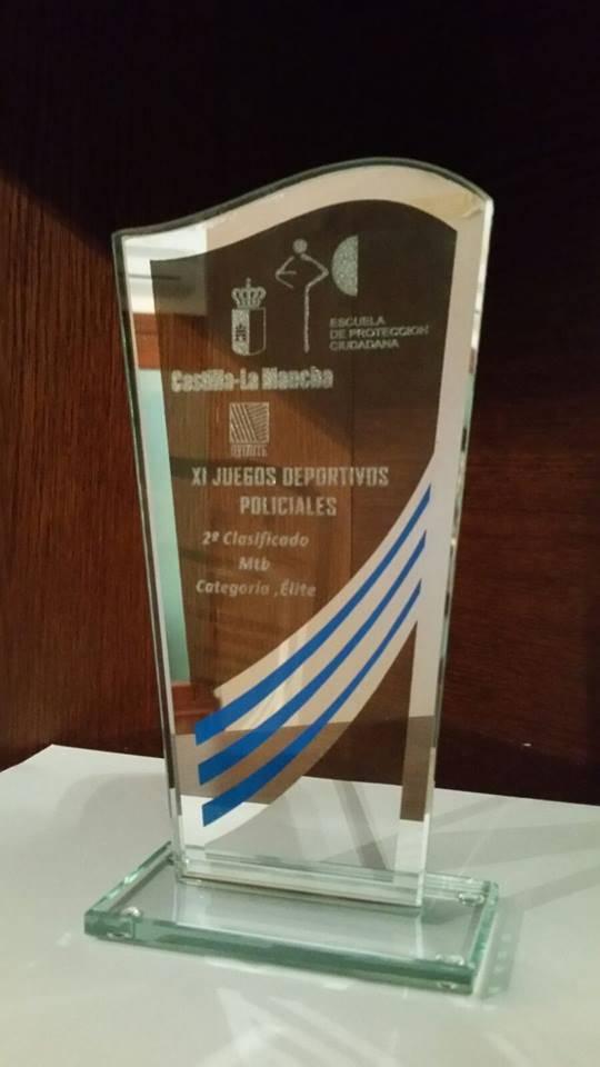 XI Juegos Policiales para Polic%C3%ADas Locales de Castilla La Mancha1 - Segundo premio para un policía de Herencia en los XI Juegos Regionales para policías