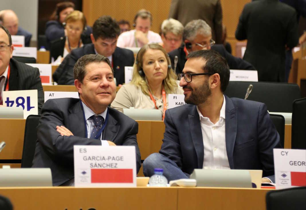 emiliano garcia page presidente de castilla la mancha 1068x733 - Europa no se hará de una vez… por García-Page