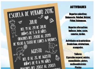 Escuela de Verano en Herencia
