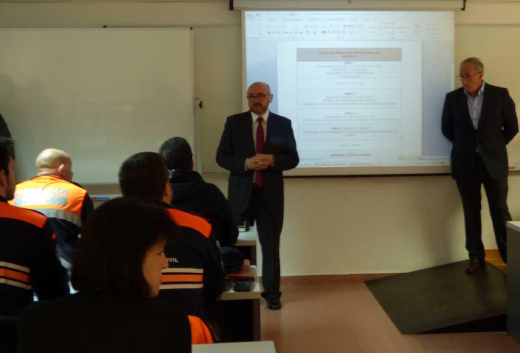 La Escuela de Protección Ciudadana recupera el curso de técnico de Protección Civil y Emergencias 1