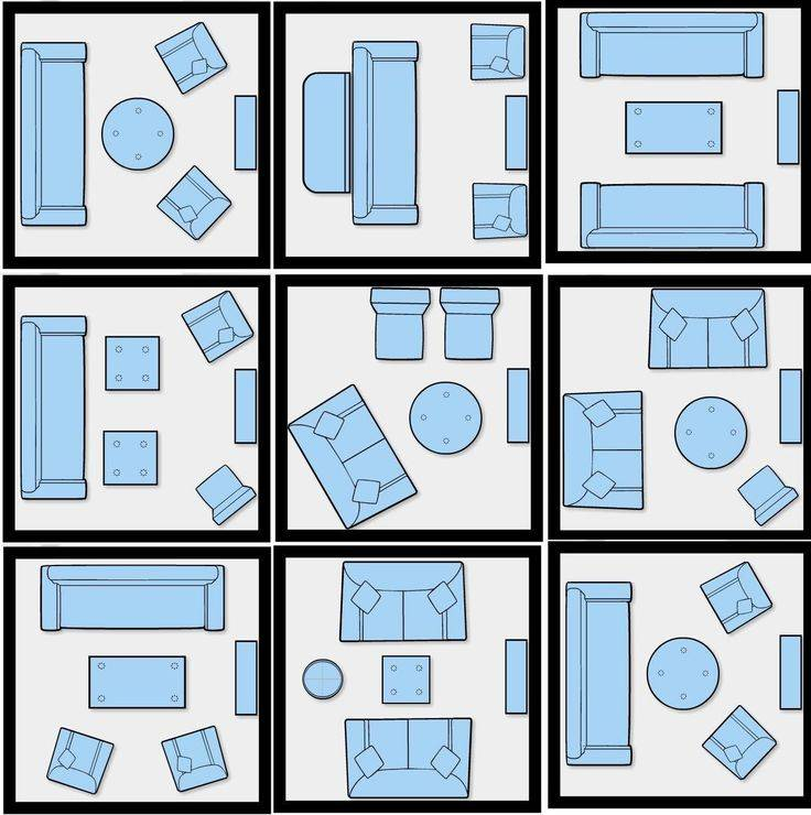 esquemas practicos decorar interiores - 20 Esquemas prácticos de decoración de interiores