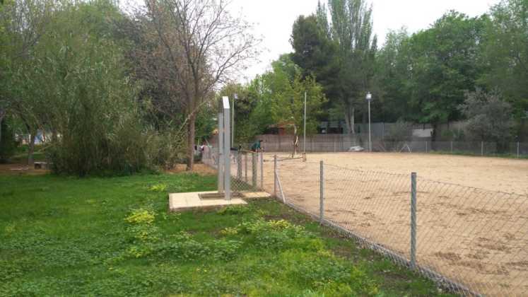 Preparando la Piscina Municipal para el Verano 2016 2
