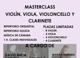 masterclass de música herencia