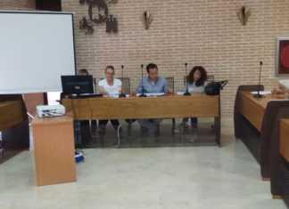 sorteo mesas electorales de elecciones general 26 junio en Herencia 1