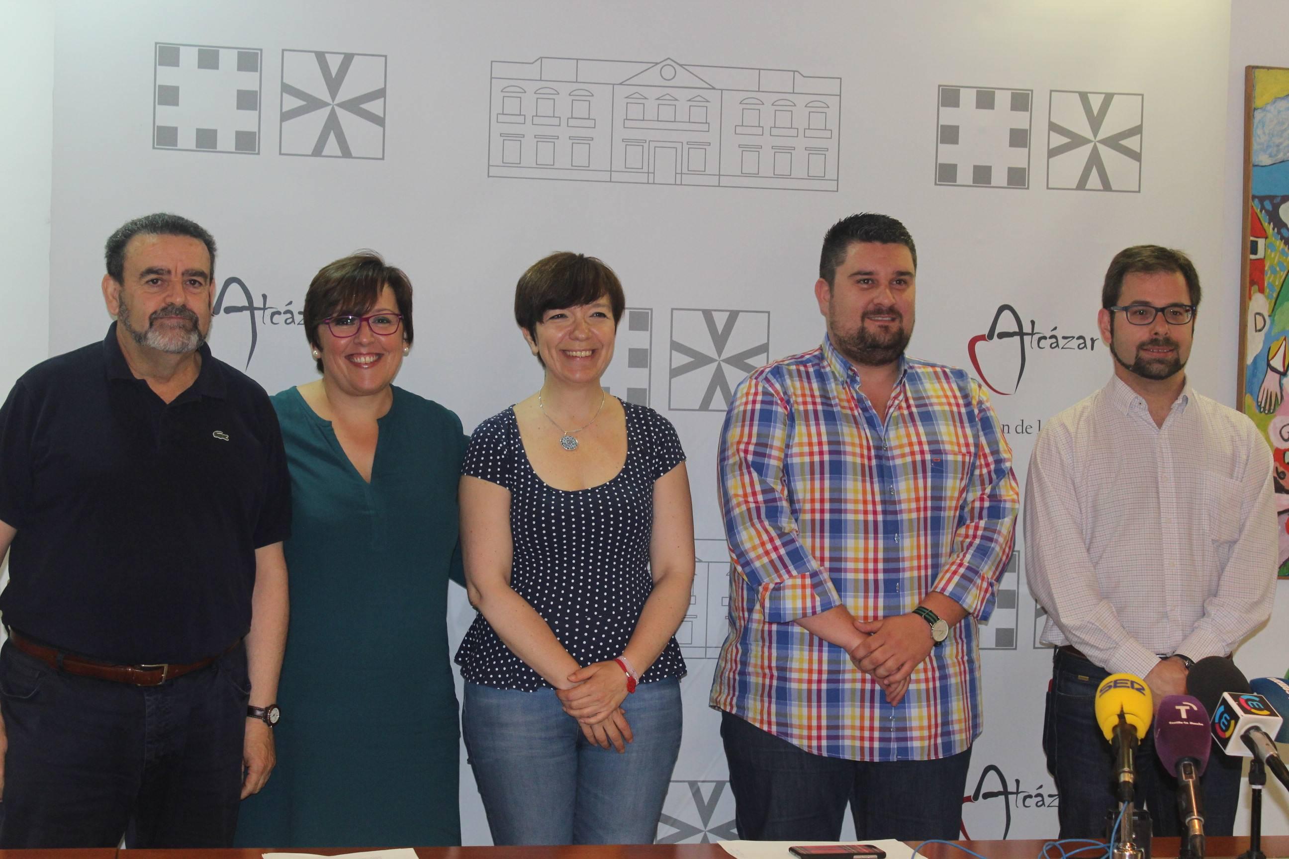 Carmen Olmedo - Declaración Moros y Cistianos Alcázar de san juan