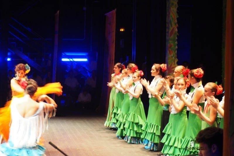 Festival Mago de Oz de los grupos de Danza de la Universidad Popular de Herencia04 - Galería fotográfica del Festival de danza y música del Mago de Oz