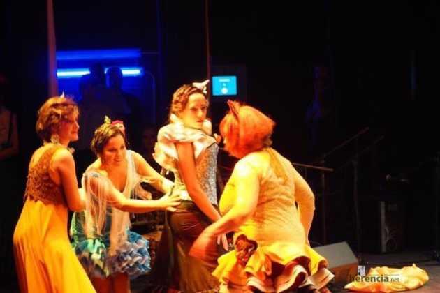 Festival Mago de Oz de los grupos de Danza de la Universidad Popular de Herencia07 630x420 - Galería fotográfica del Festival de danza y música del Mago de Oz