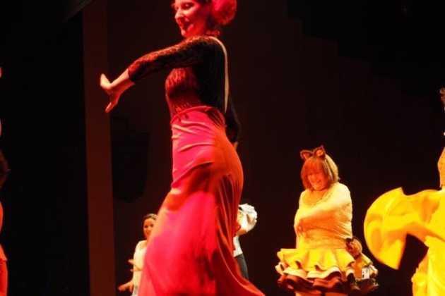Festival Mago de Oz de los grupos de Danza de la Universidad Popular de Herencia08 630x420 - Galería fotográfica del Festival de danza y música del Mago de Oz