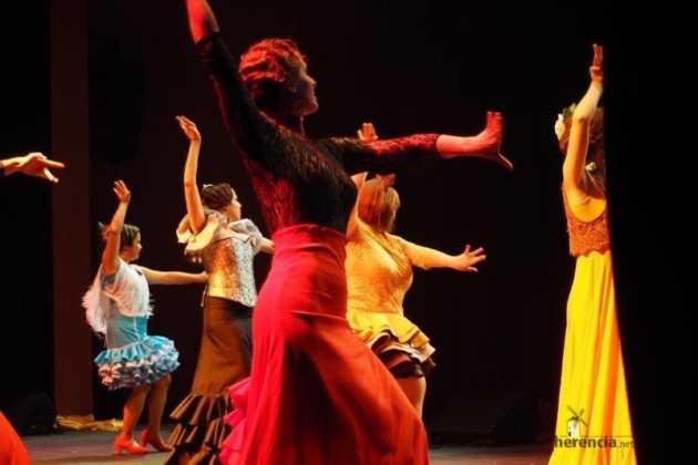 Festival Mago de Oz de los grupos de Danza de la Universidad Popular de Herencia