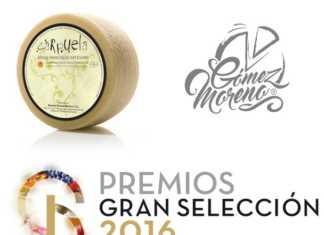 Premio Gran Selección Plata 2016 para Quesos Gómez Moreno de Herencia