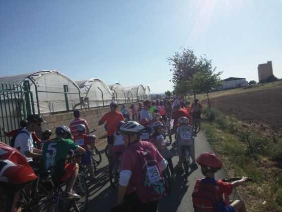 IX Marcha en bicicleta contra el c%C3%A1ncer024 560x420 - Galería de fotos y vídeo de la IX Marcha en bicicleta