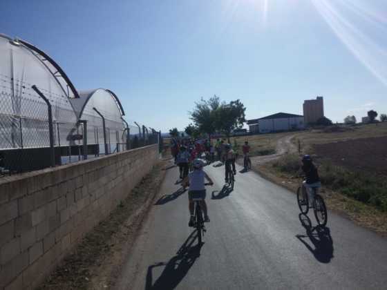 IX Marcha en bicicleta contra el c%C3%A1ncer026 560x420 - Galería de fotos y vídeo de la IX Marcha en bicicleta
