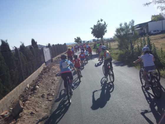 IX Marcha en bicicleta contra el c%C3%A1ncer027 560x420 - Galería de fotos y vídeo de la IX Marcha en bicicleta