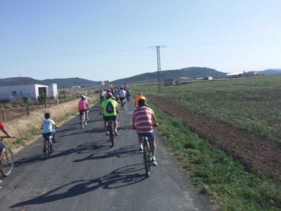 IX Marcha en bicicleta contra el c%C3%A1ncer038 560x420 - Galería de fotos y vídeo de la IX Marcha en bicicleta