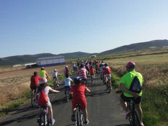 IX Marcha en bicicleta contra el c%C3%A1ncer047 560x420 - Galería de fotos y vídeo de la IX Marcha en bicicleta