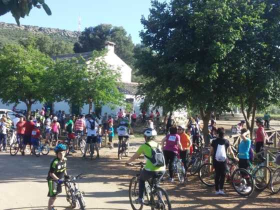 IX Marcha en bicicleta contra el c%C3%A1ncer067 560x420 - Galería de fotos y vídeo de la IX Marcha en bicicleta