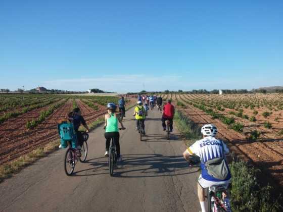 IX Marcha en bicicleta contra el c%C3%A1ncer088 560x420 - Galería de fotos y vídeo de la IX Marcha en bicicleta
