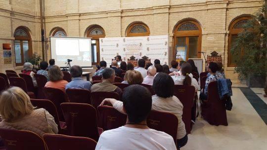 Inauguracion II Jornadas de Historia de Herencia - El jueves dieron comienzo las II Jornadas de Historia de Herencia