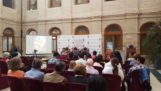 Inauguracion II Jornadas de Historia de Herencia a - El jueves dieron comienzo las II Jornadas de Historia de Herencia