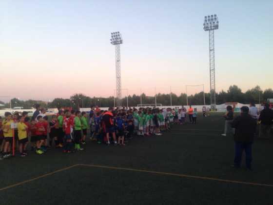"""V Torneo de fútbol 8 """"Virgen de la Soledad"""" 5"""