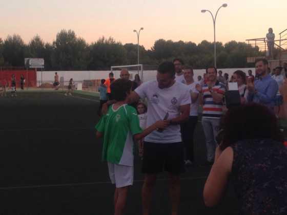 """V Torneo de fútbol 8 """"Virgen de la Soledad"""" 6"""
