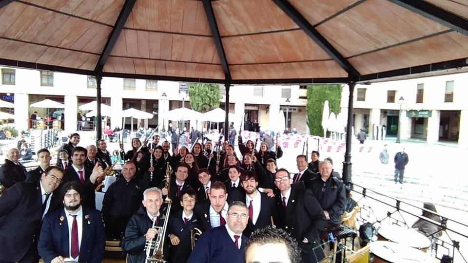 agrupacion musical santa cecilia de Herencia - La agrupación musical Santa Cecilia tocará en Miguel Esteban
