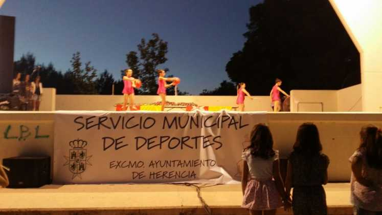 Fiesta de fin de curso de las Escuelas Deportivas Municipales 1