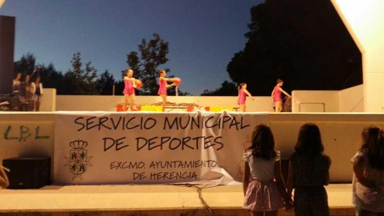 clausura de escuelas deportivas 1 747x420 - Fiesta de fin de curso de las Escuelas Deportivas Municipales